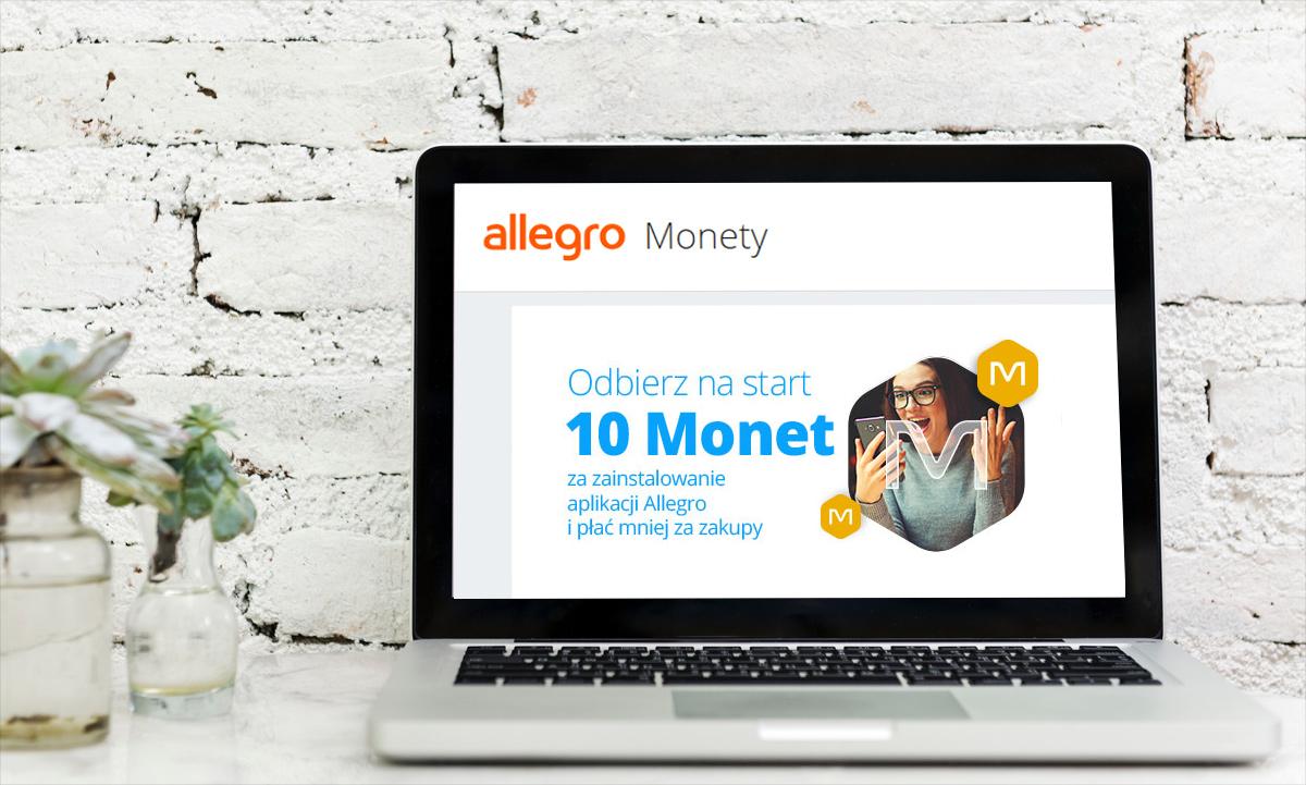 Odbierz 10 Zl Na Zakupy Od Allegro Moznataniej Pl